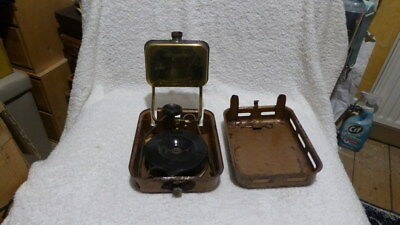 Vintage Turm Sport camping stove made in west Germany