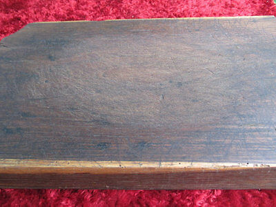 Antique French Rustic Chestnut Chopping Board