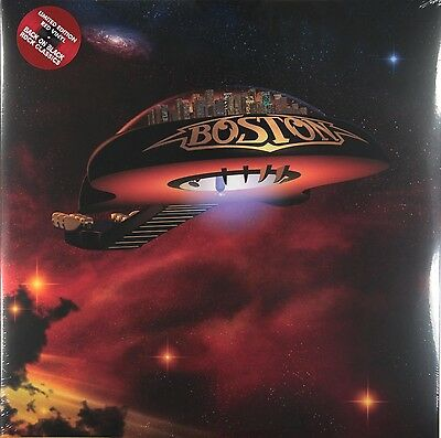 Boston - Life Love & Hope (Limited Edition 2 x 180g Red Vinyl) New & Sealed