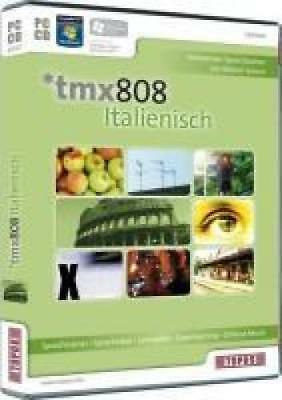 tmx 808 Italienisch. Windows 7; Vista; XP; 2000