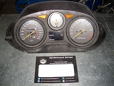 Suzuki GSXF 600  Instruments & Gauges Clocks