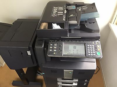 kyocera taskalfa 4550ci mfp din a3 drucker kopierer scanner fax ma795 eur 499 00. Black Bedroom Furniture Sets. Home Design Ideas