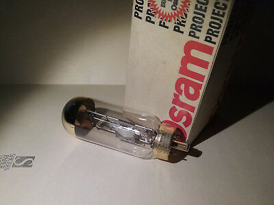 Genuine Osram Projector Lamp A1/207 250V 1000W 4 Pin Base Made In England
