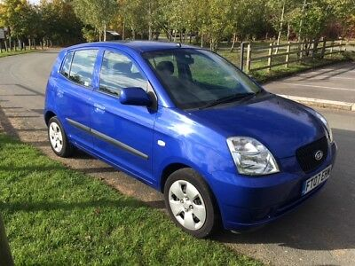 Kia Picanto 1.0 LS 5dr, 53,000 miles, Full Service History, Air Conditioning