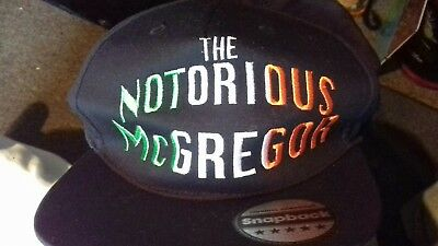 conor mcgregor hat