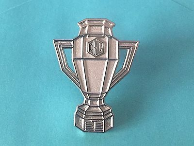 CHAMPIONS HOCKEY LEAGUE TROPHY ICE HOCKEY PIN BADGE - CHL - Nottingham Panthers