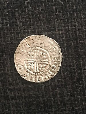Henry 11 Short Cross Penny , Hammered Coin