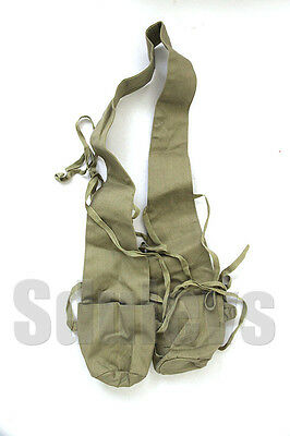 WWII Chinese  army combat field equipment grenade pouch