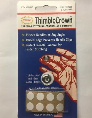 Colonial Thimble Crown