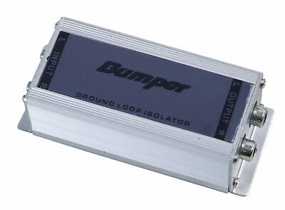 Remove Hum & buzzing from your PA Car or Laptop with Bumper Ground Loop Isolator