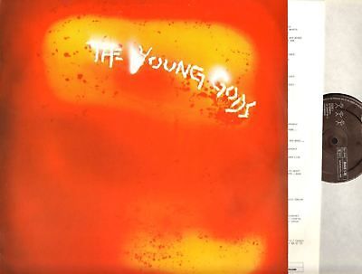 THE YOUNG GODS l'eau rouge - red water (& inner) LP EX+/EX- BIAS 130 industrial