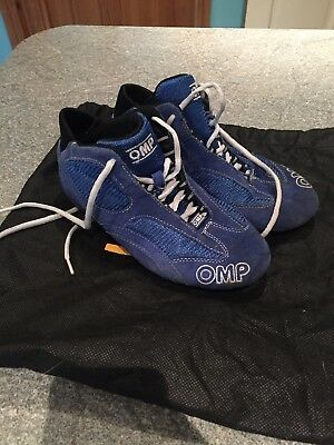 OMP Karting Boots Size 36