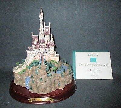 WDCC Walt Disney Enchanted Places BEAUTY AND THE BEAST The Beasts Castle N291 PV