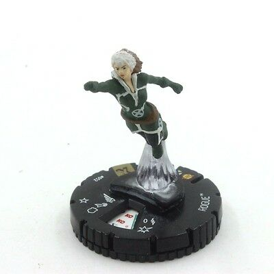 Rogue #052 Super Rare Heroclix Uncanny X-Men Gq02
