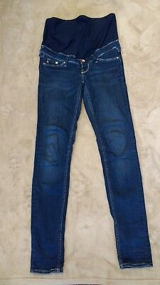 H&M maternity skinny jeans size 8 (euro 36)