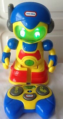 Little Tikes Robot Remote Control Toddlers Toy