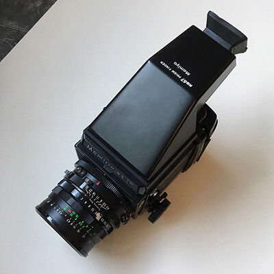 Mamiya RB67 ProS. Well used. 2 viewfinders. Complete