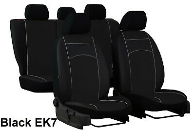 Skoda Kodiaq 2016 Present Eco Leather Seat Covers Made To Measure For Car
