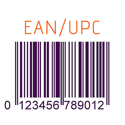 1000 UPC EAN Codes for Amazon Barcodes Bar Codes eBay Lifetime Guarantee