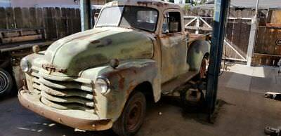 1951 Chevrolet Other Pickups  1951 Chevy truck