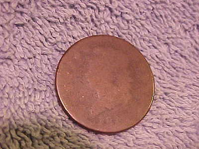 1810 US Large Cent   Well worn    eDP13