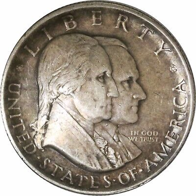 1926 50C Sesquicentennial Commemorative Silver Half Dollar Nice Circulated NR