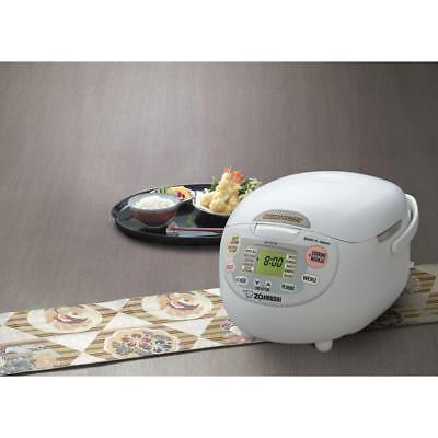 Zojirushi 10-Cup Neuro Fuzzy Rice Cooker and Warmer NS-ZCC18