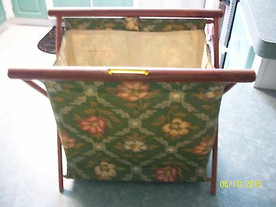 Antique Sewing Bag