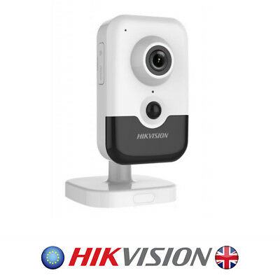 Hikvision DS-2CD2422FWD-IW 2.8 mm 2.0 MP WDR Network Cube Camera