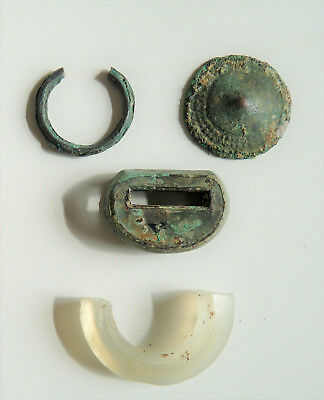 Chinese Han Dynasty Personal Ornaments