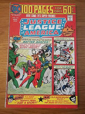 Justice League of America #116 - 100 page giant
