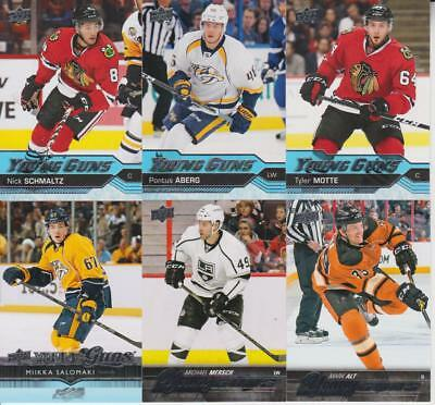 2015-16 Upper Deck Young Guns RC Mark Alt - Philadelphia Flyers