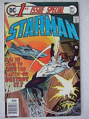 1st Issue Special  #12  Starman.  VFN