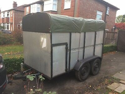 Cattle Livestock pony Trailer, shed, summer house, camper project