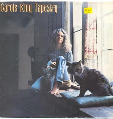"Carole King - Tapestry - 12"" Vinyl Lp"