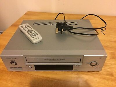 daewoo video player With Remote