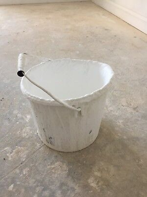 "Rare Collectors "" Jim the Grits "" Paint Kettle"