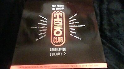The Official Techno Club Vol Two - Zoth Ommog / Exclusive Skinny Puppy / Pankow