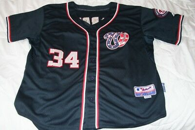 Bryce Harper washington nationals jersey, sz 48
