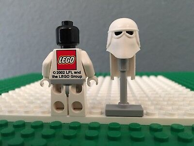LEGO Star Wars Collectible Minifigure LFL Group 2002 Promotional SnowTrooper