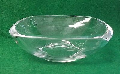 Tiffany Crystal Square Bowl - Delta Sky Miles