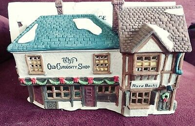 Dept 56 Heritage Village, Dickens Collection. The Old Curiosity Shop.