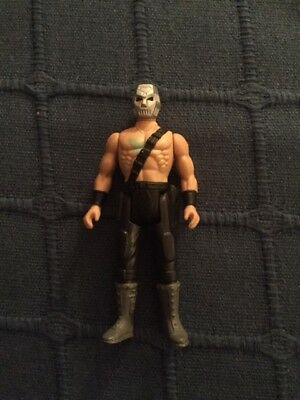 Steel Monsters - Metal Face - very rare action figure - 1986 Tonka Corp - loose