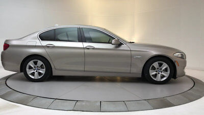 2013 BMW 5-Series 528i 528i 5 Series 4 dr Sedan Automatic Gasoline 2.0L 4 Cyl GOLD