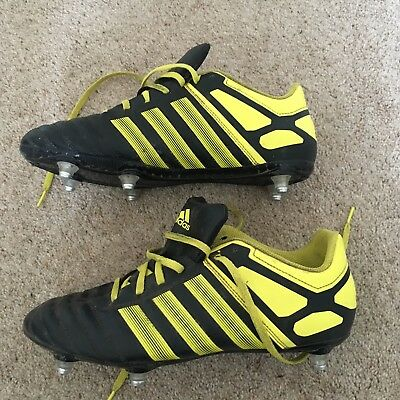 Adidas Malice SG Rugby Boots Mens size UK 9