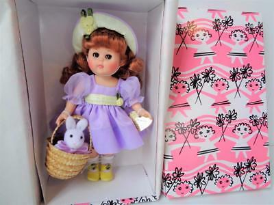 """8"""" Modern Vogue Ginny EASTER BASKET Doll 1HP101 MIB Mint in Box with Tag"""