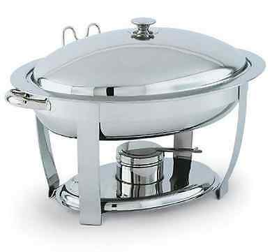 Chafing Dish, 4 Qt, Orion Oval, Vollrath Model 46501
