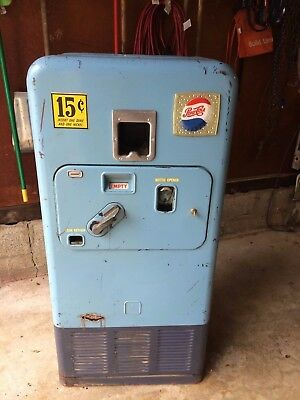 1950s Soda machine Pepsi Coca cola Coke  Vendolater  VMC 33 3d works