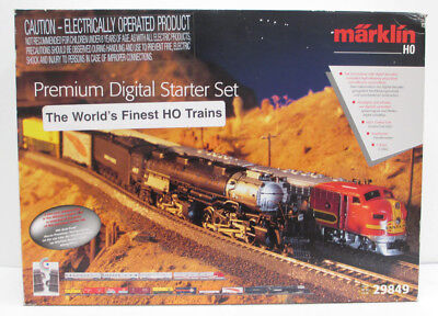 Marklin 29849 American Large Digital Starter Set NIB