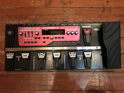 Used Boss RC300 Looper Guitar Effect Pedal in perfect working order